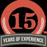 15 YearsExperience